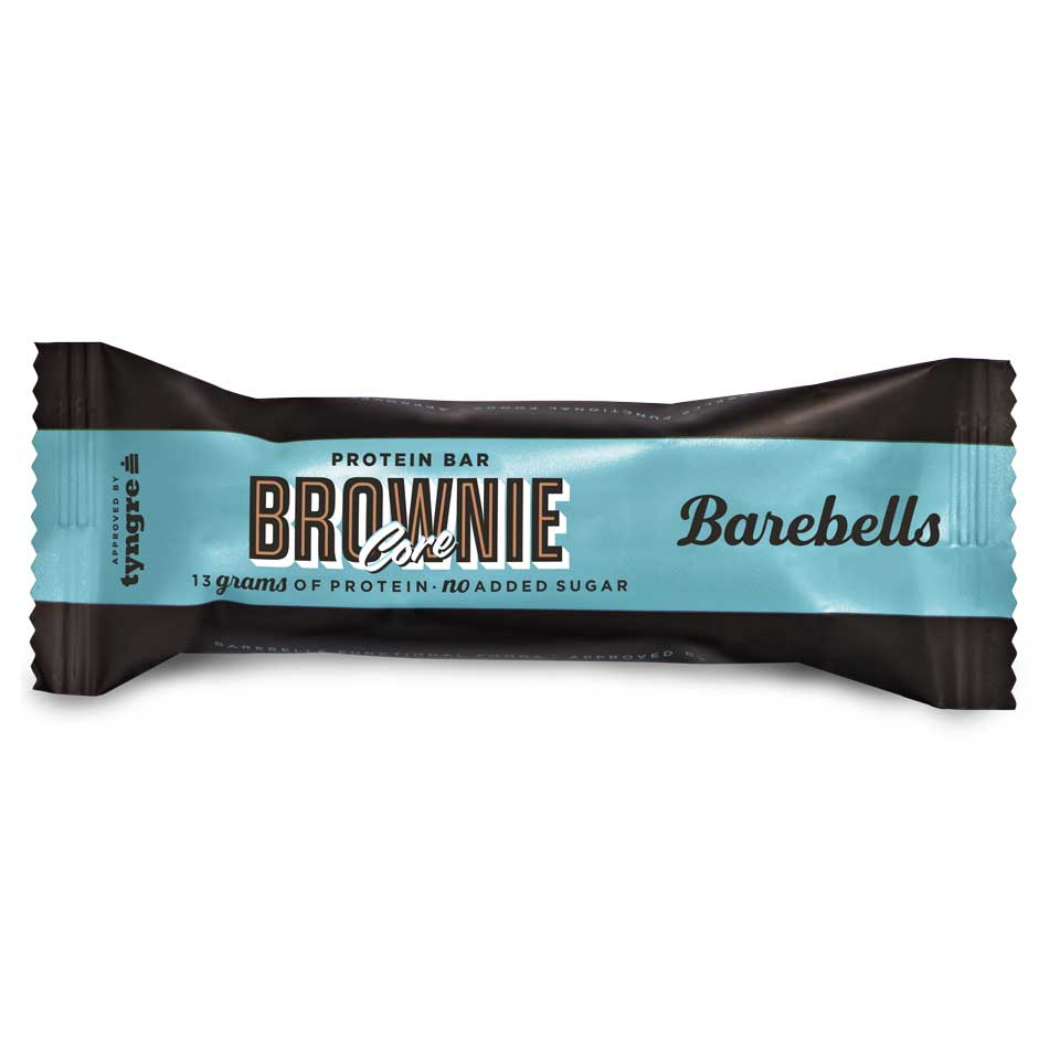 Barebells Corebar brownie protein bar