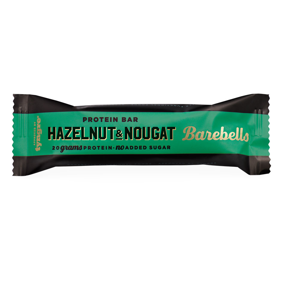 Barebells Protein Bar Hazelnut & Nougat
