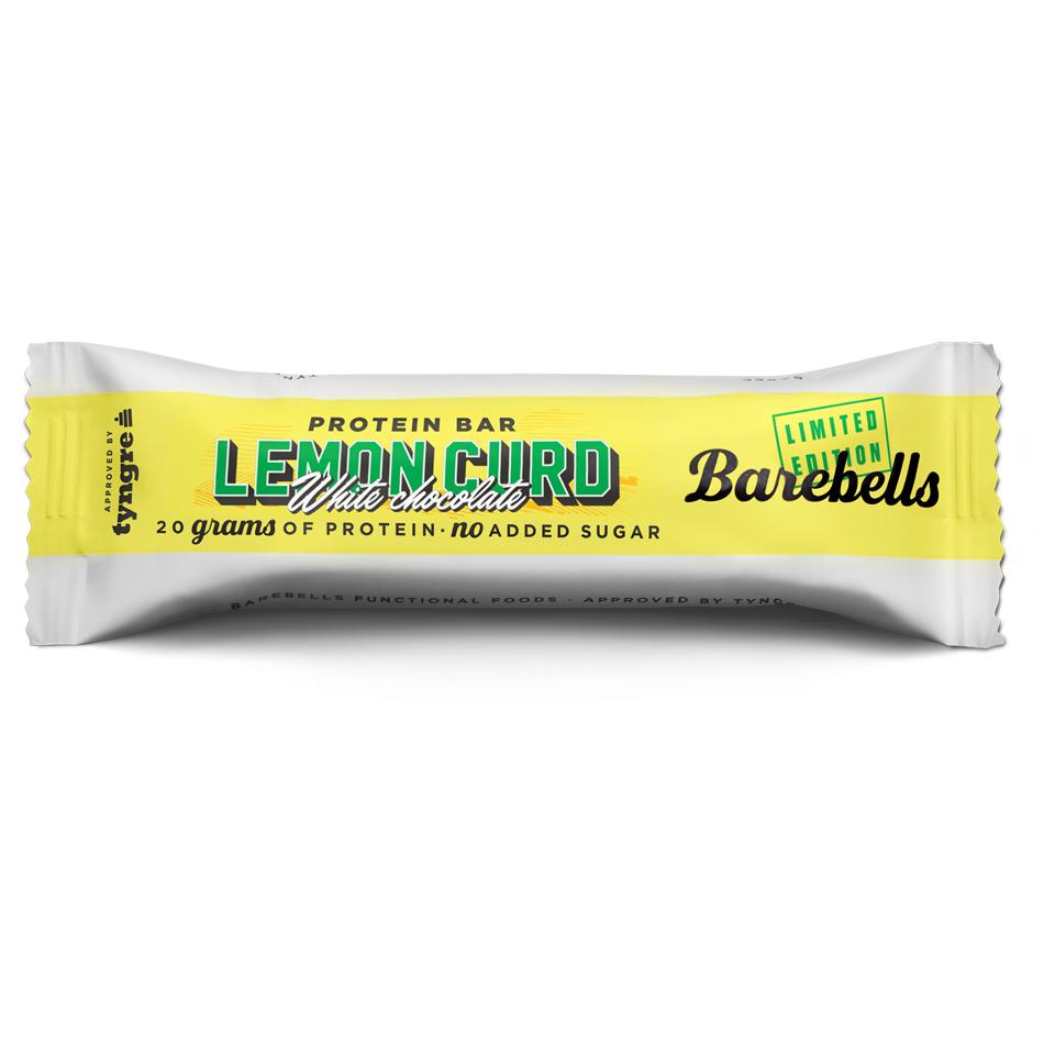Barebells Protein Bar Lemon Curd White Chocolate