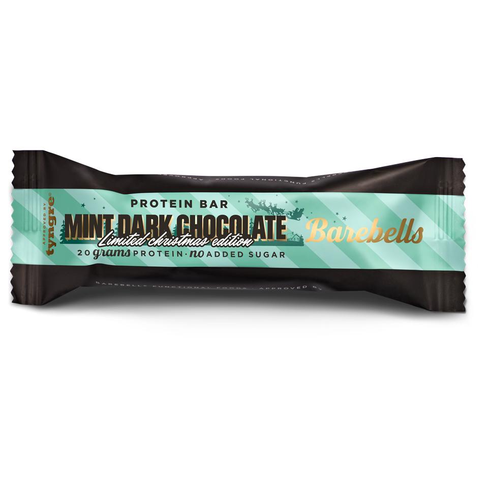 Barebells Protein Bar Mint Dark Chocolate