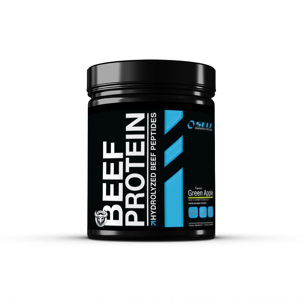 Self Omninutrition Self Beef Protein Green Apple - Self Omninutrition