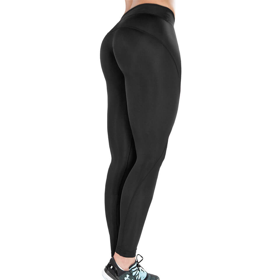 MM Sports Tights, Black/Black Bak