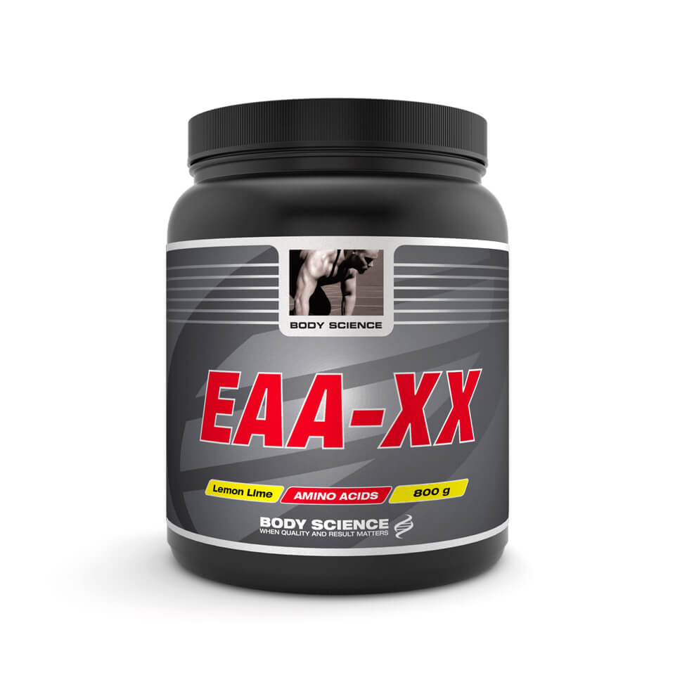 Body Science EAA-XX Lemon Lime
