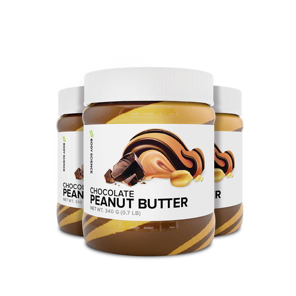 Chocolate Peanut Butter, 3st