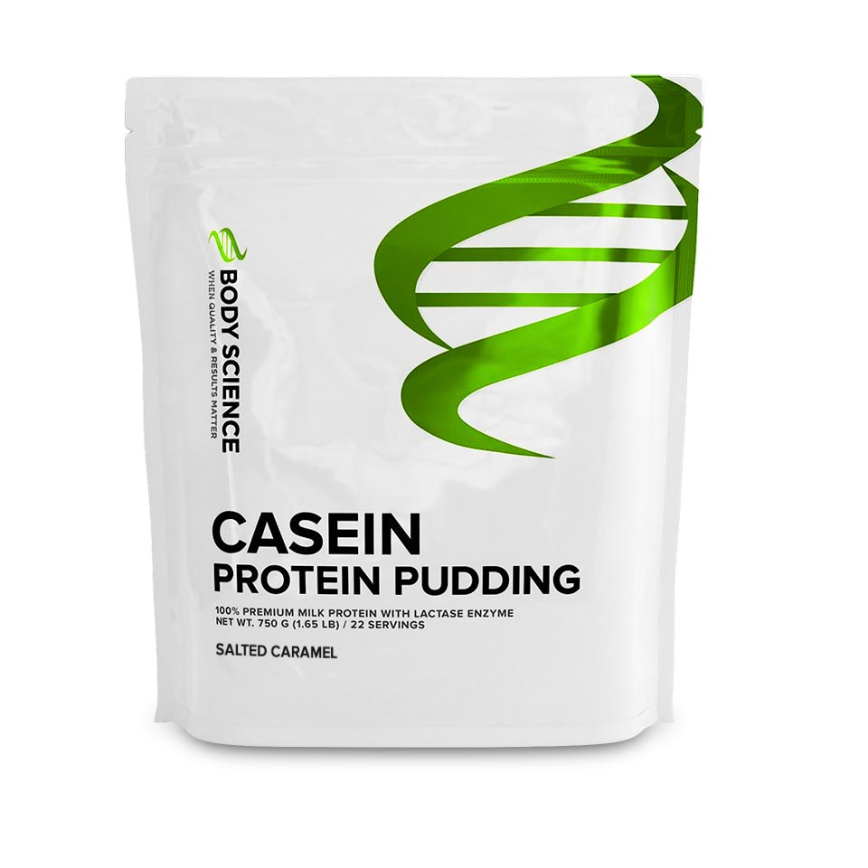 Body Science Casein Salted Caramel