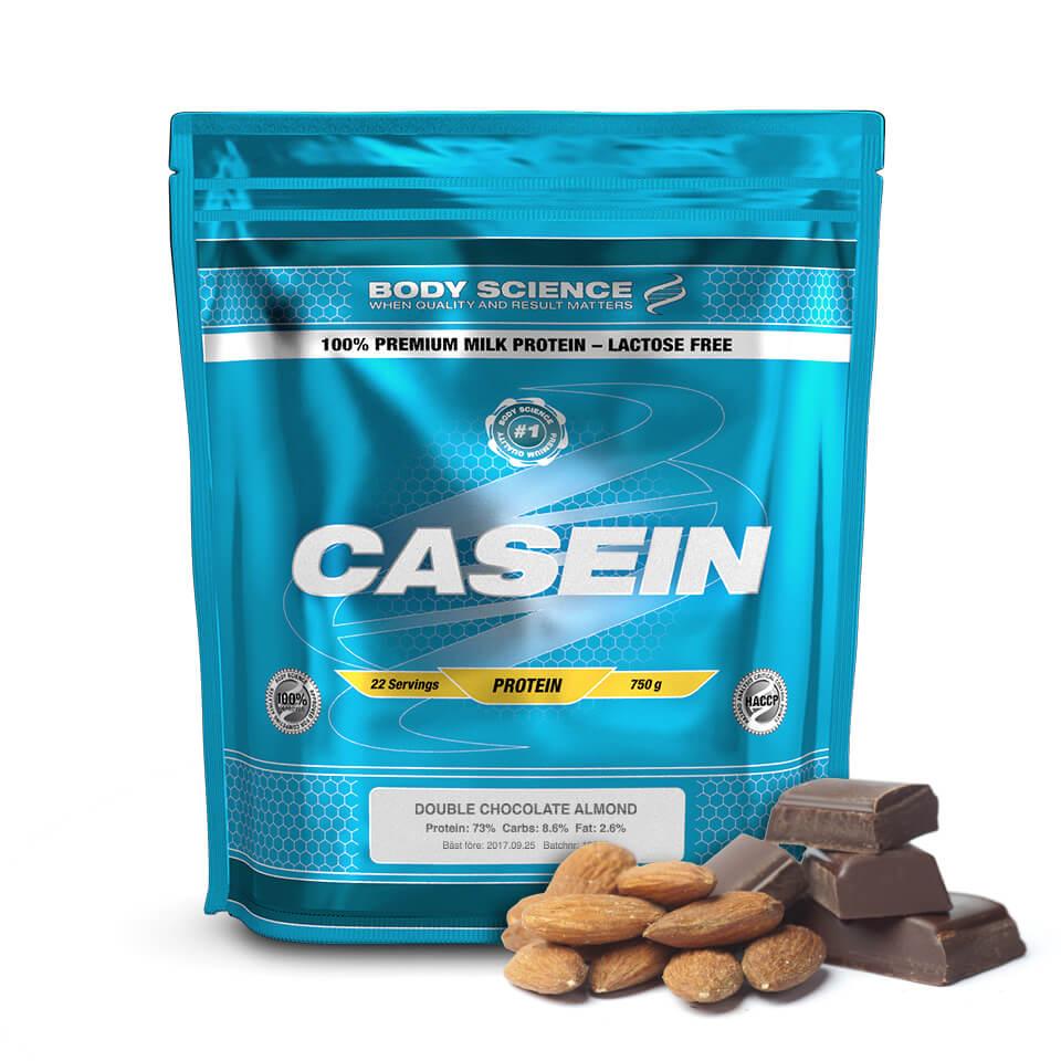 Body Science Casein Double Chocolate Almond