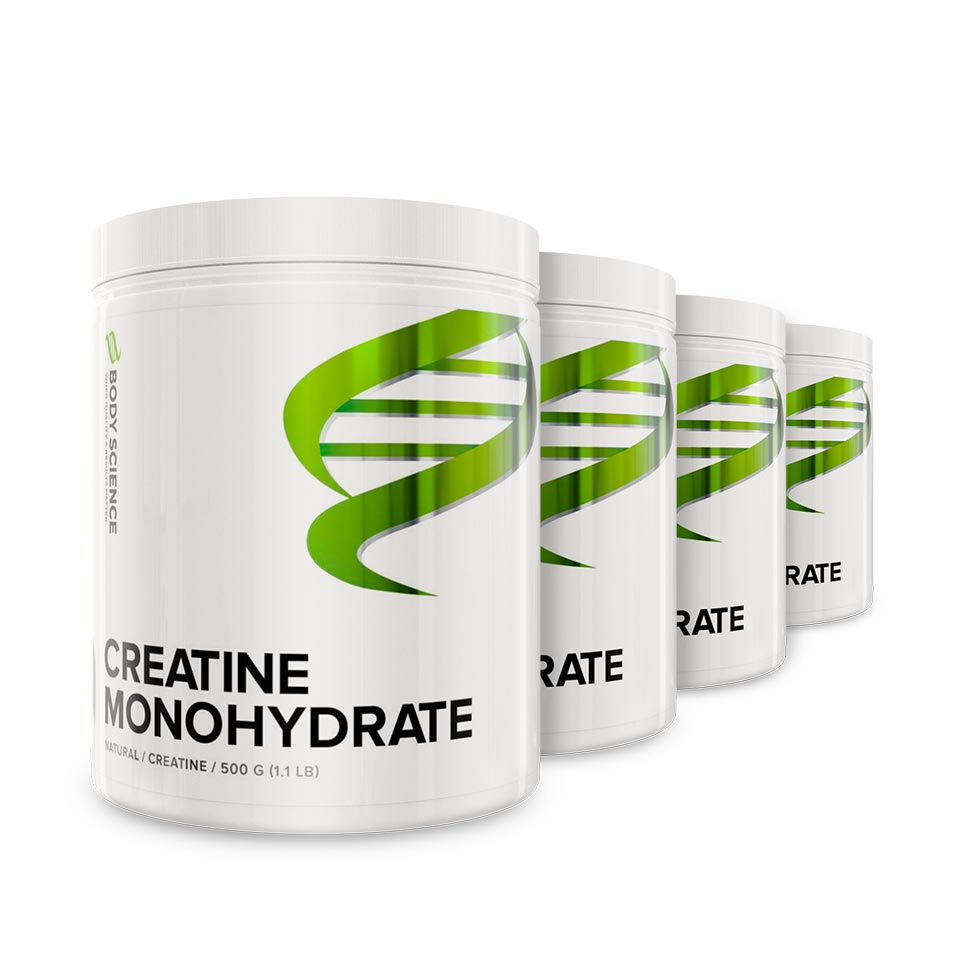 Creatine Monohydrate Storpack 4 st