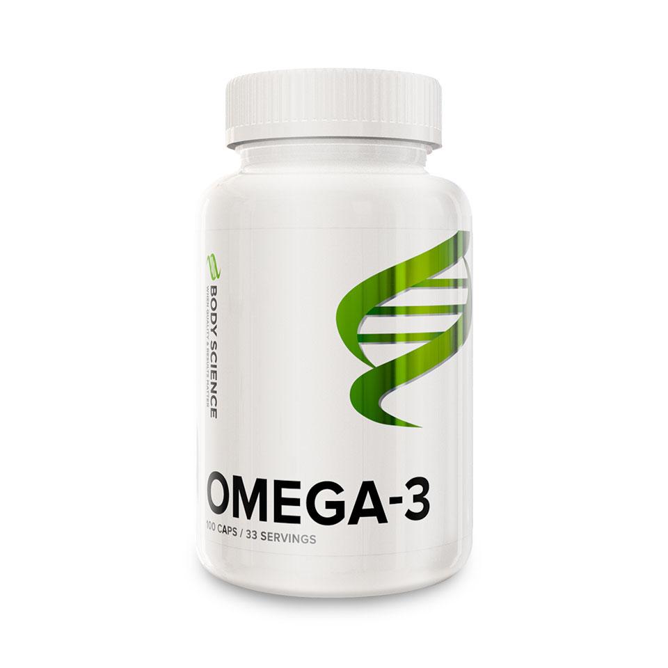 omega 3 innehåll
