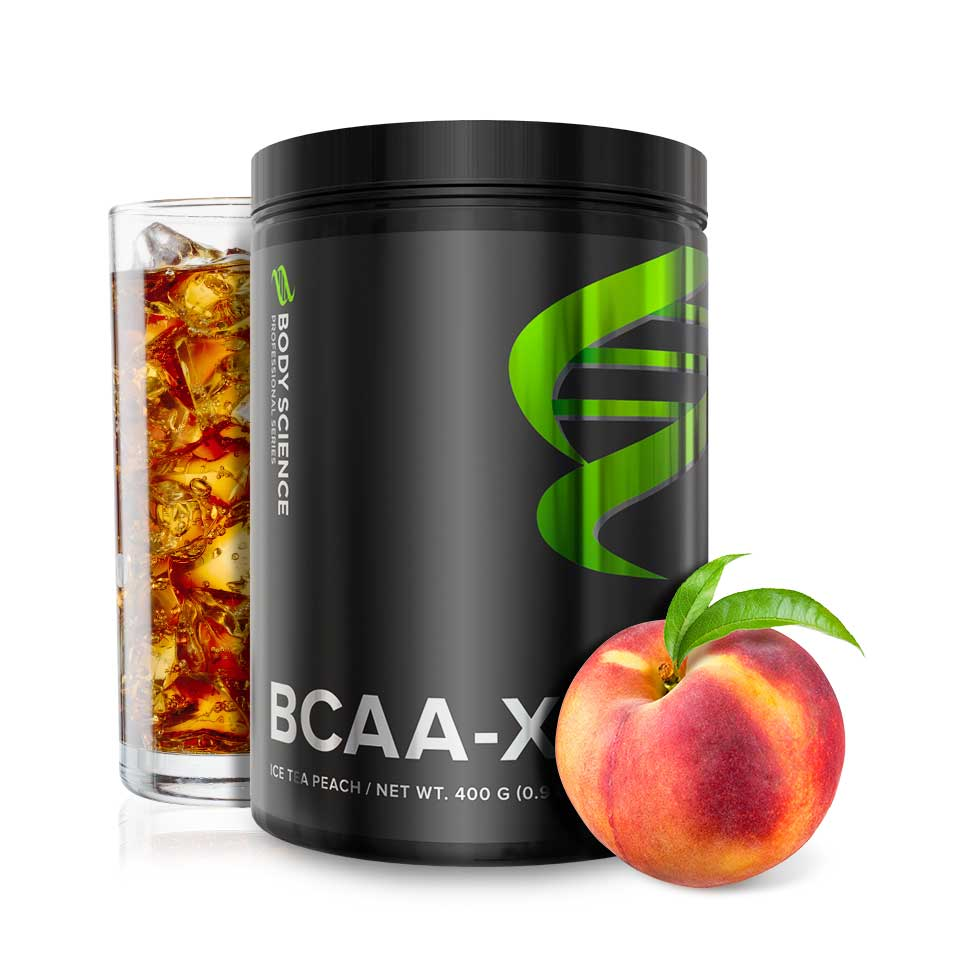 Body Science BCAA-XX Ice Tea Peach