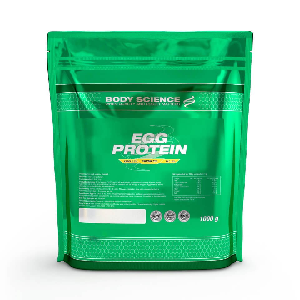 Body Science Egg Protein