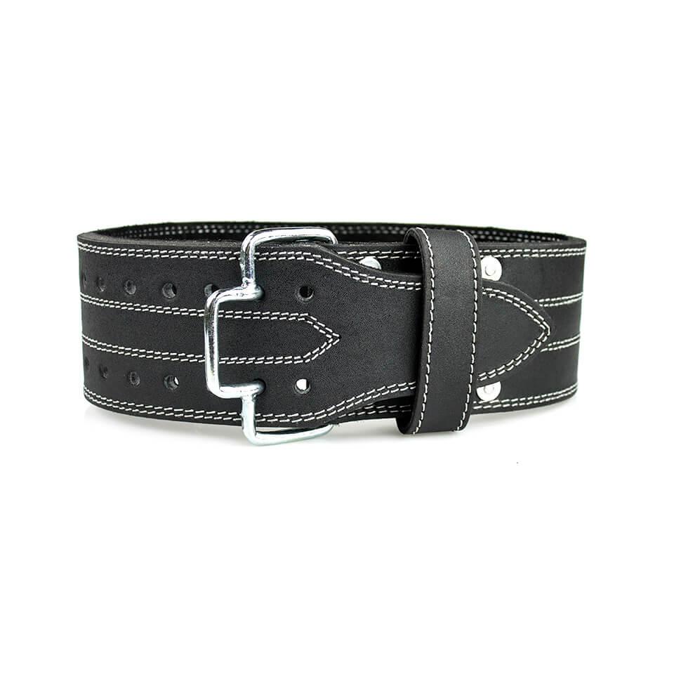 Spännet på Body Science Leather Belt lyftarbälte