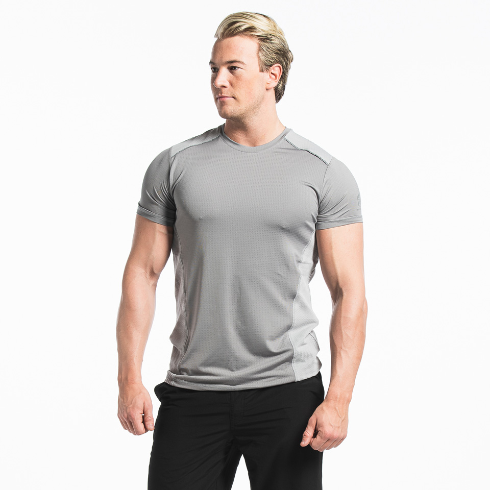 Brian Pro T-shirt, Grey