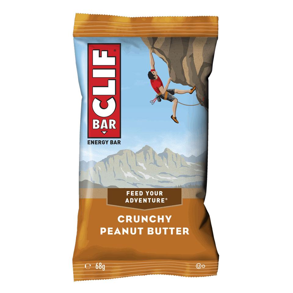 CLIF BAR 68 gram Crunchy Peanut Butter - CLIF BAR