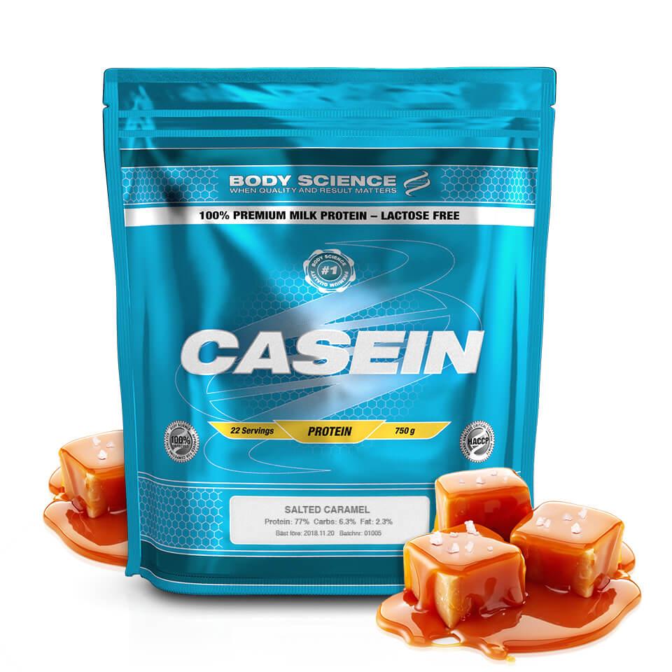 Body Science Casein Salted Caramel