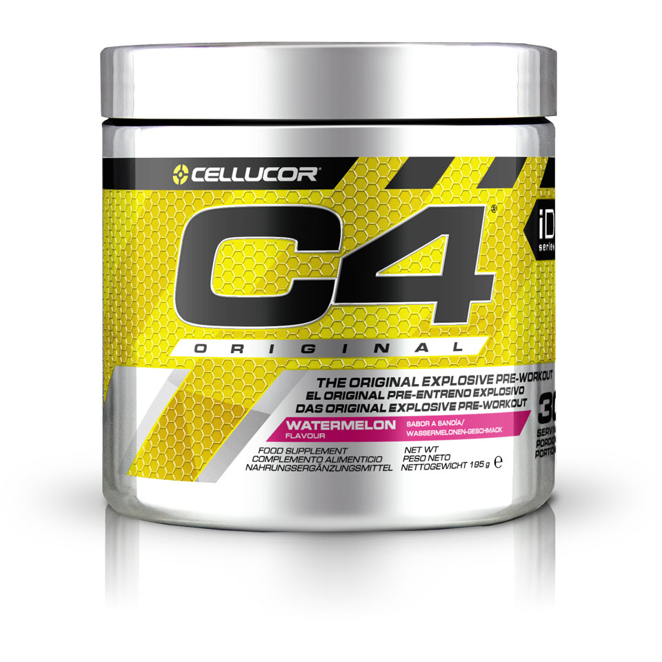 Cellucor C4 Original 30 servings Watermelon - Cellucor