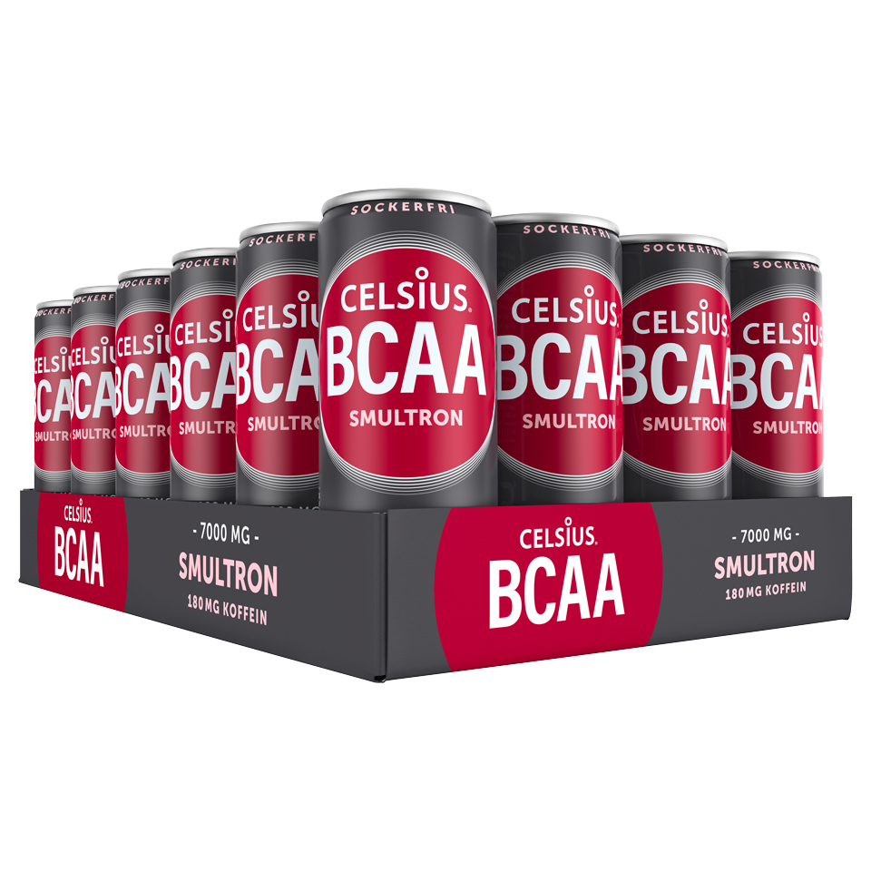 Celsius BCAA Flak 24-pack