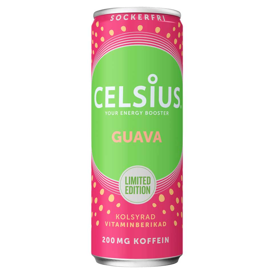 Celsius Guava LTD