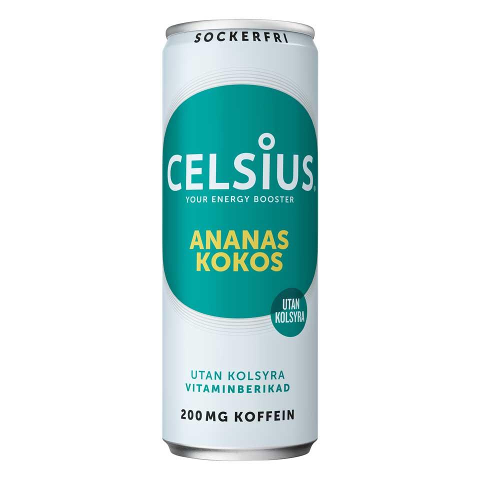 Celsius Kokos/Ananas