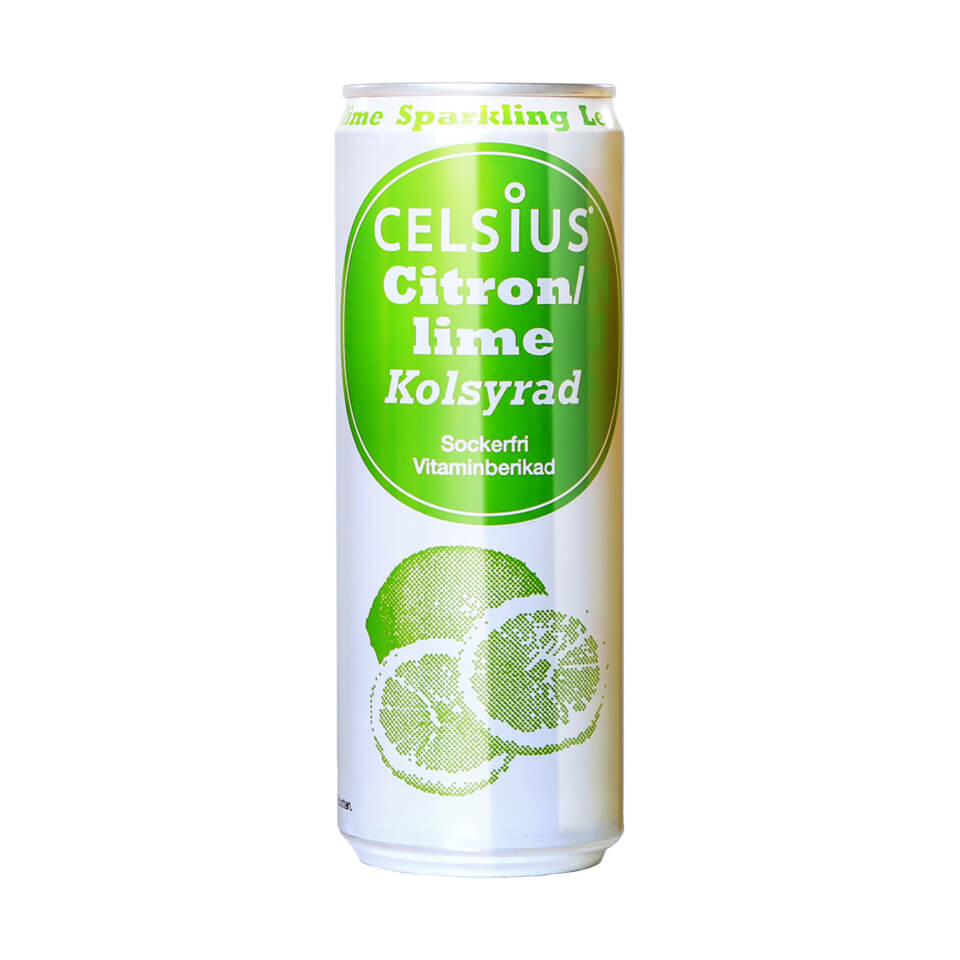 Celsius Citron Lime