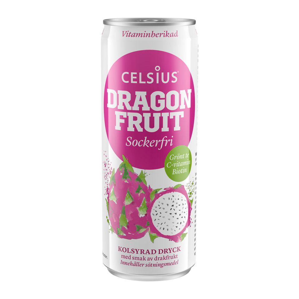 Celsius Dragon Fruit