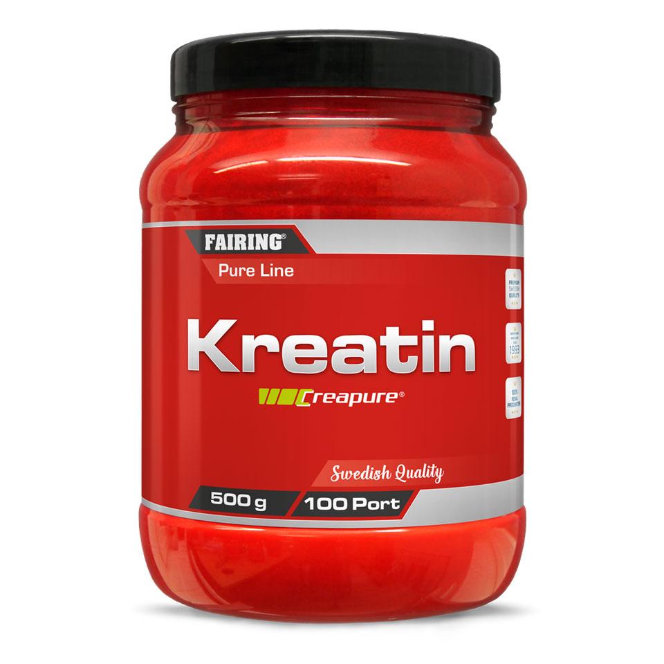 Fairing Kreatin Monohydrat 500 gram - Fairing
