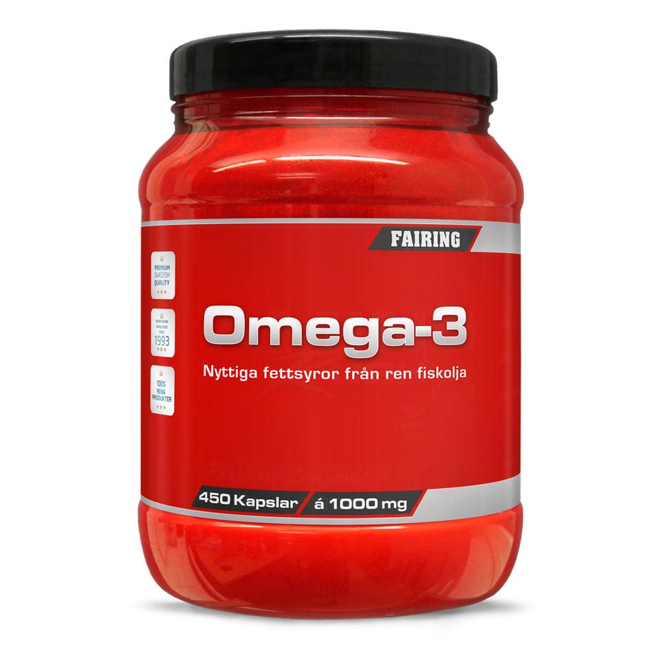 Fairing Omega-3 450 kapslar - Fairing