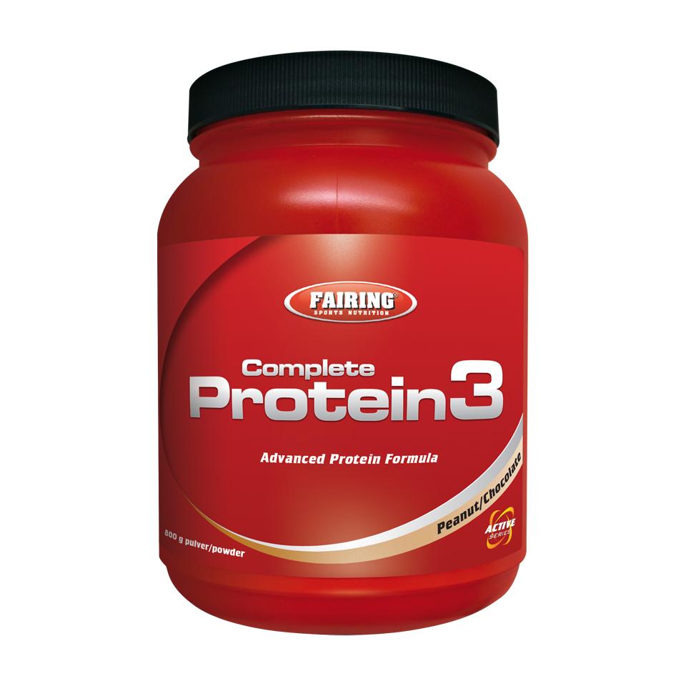 Fairing Complete Protein 3 Peanut/Chocolate - Fairing