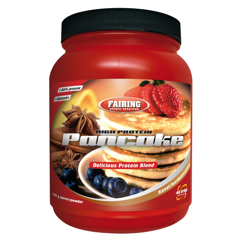 Fairing High Protein Pancake 700 gram Kanel/Kardemumma - Fairing