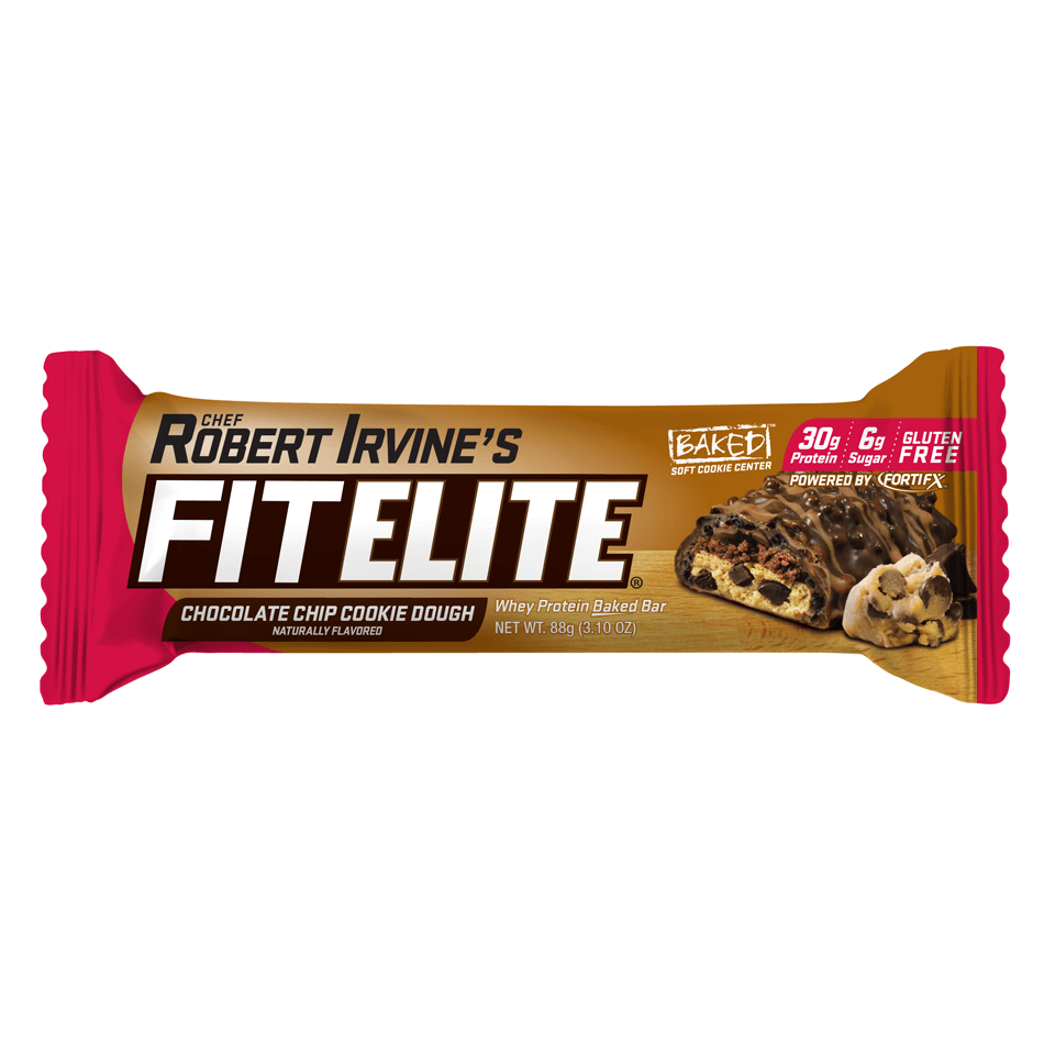 FortiFX Chef Robert Irvine's Fit Elite, 88 gram 88 gram Cookie Dough - FortiFX