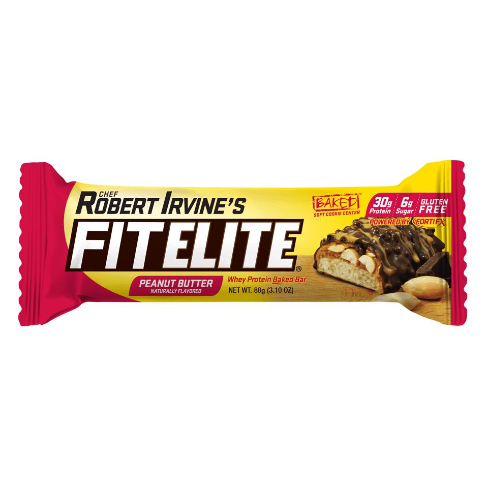 FortiFX Chef Robert Irvine's Fit Elite, 88 gram 88 gram Peanut Butter - FortiFX