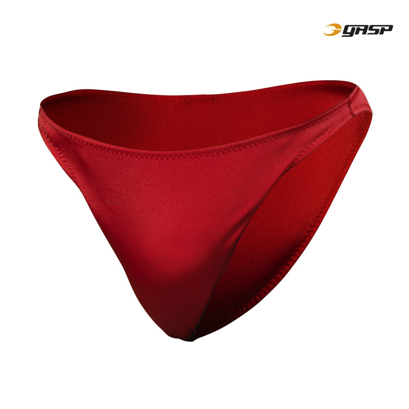 Gasp European Pose Trunk Ruby Red M - Gasp