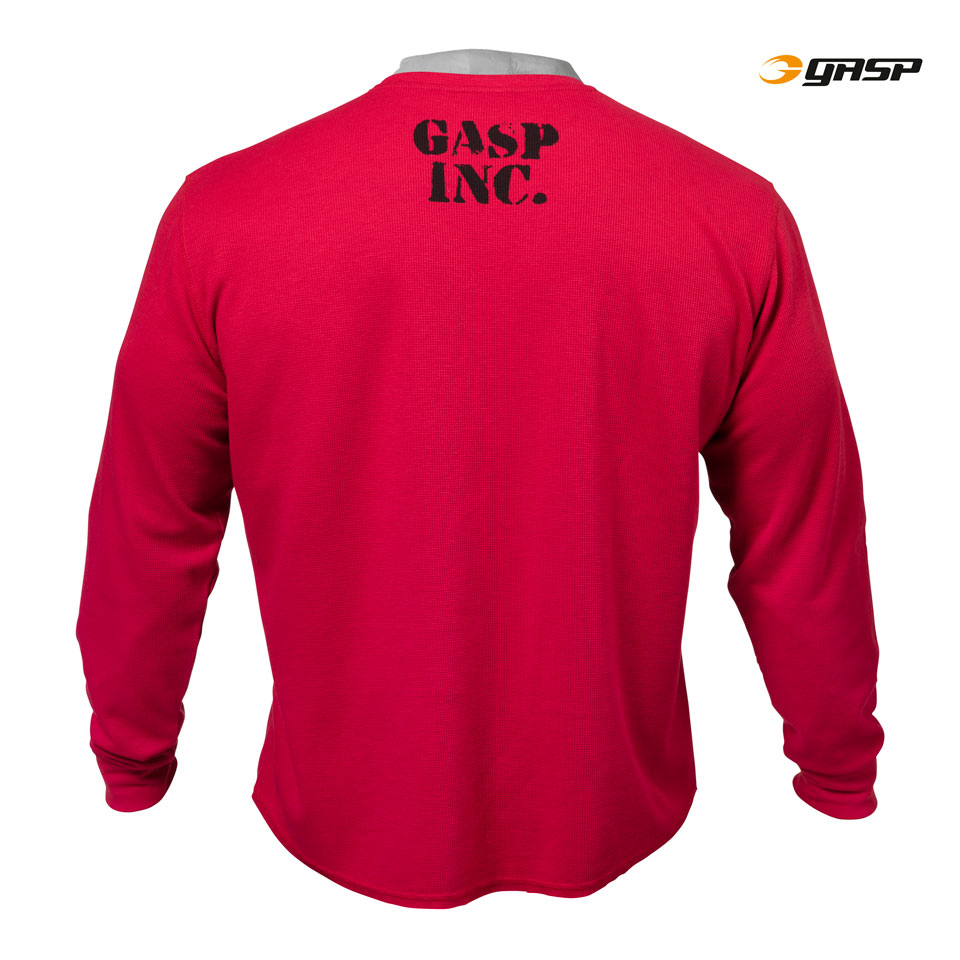 Köp Gasp Thermal gym sweater Online  e92cf1e3550b8
