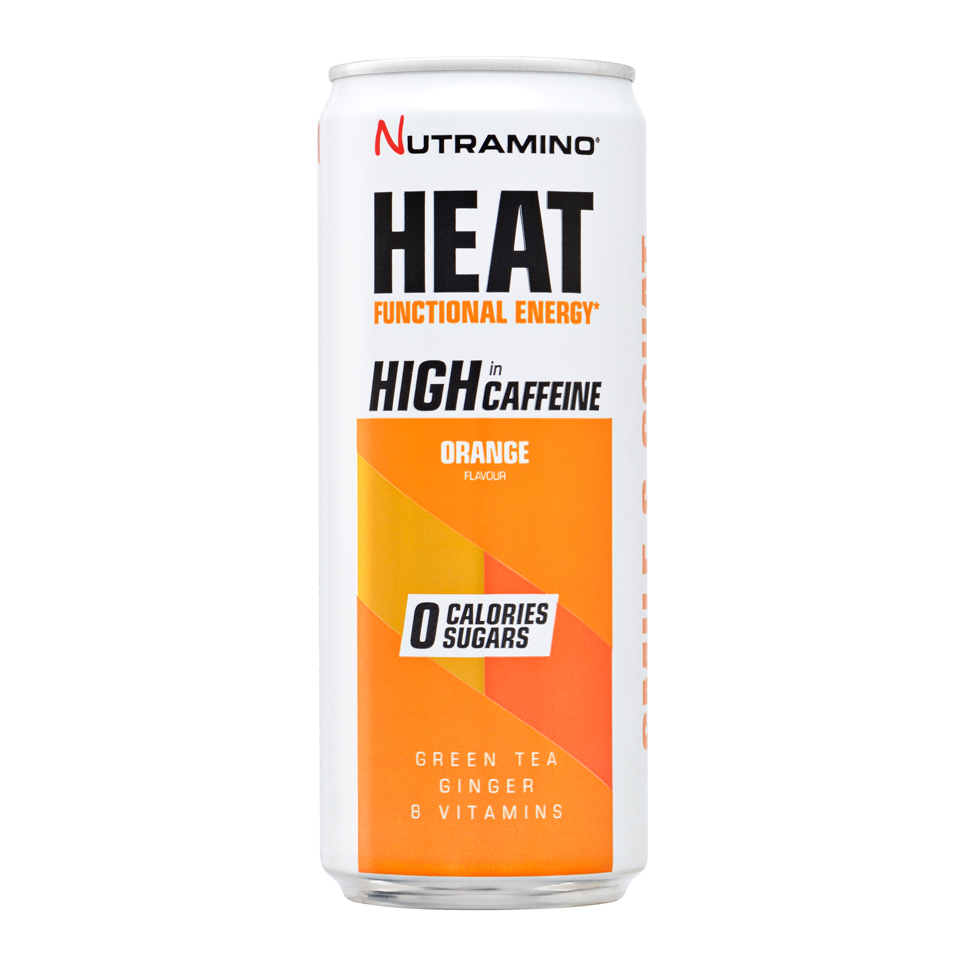 Nutramino HEAT 330 ml Orange - Nutramino