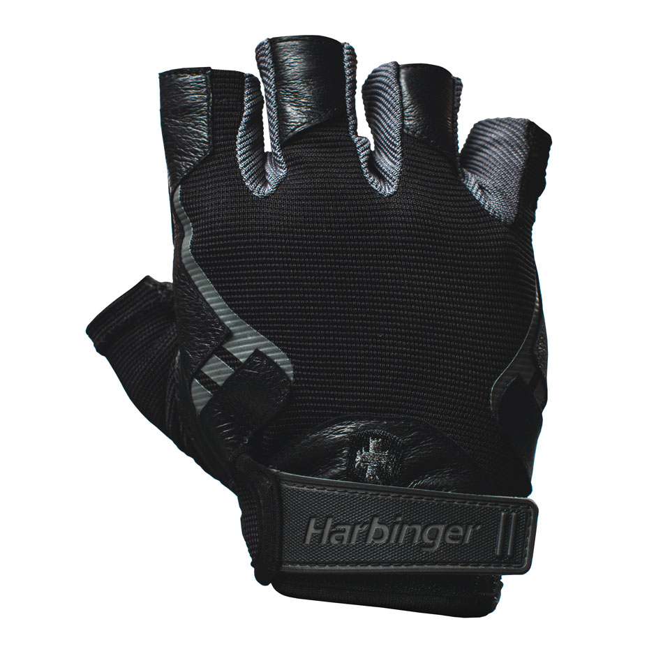 Harbinger Men's Pro Glove S Black - Harbinger