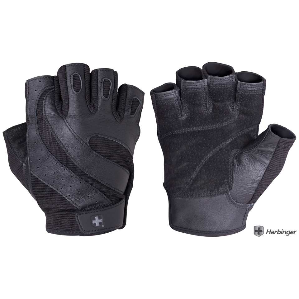 Harbinger Men's Pro Glove M Black - Harbinger
