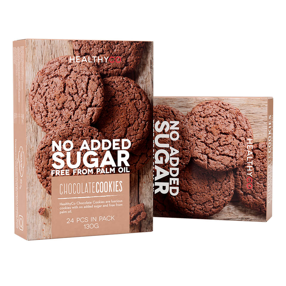HealthyCo Cookies