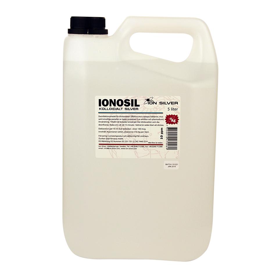 Ion-Silver Ionosil Kolloidalt Silver 5L - ION-Silver