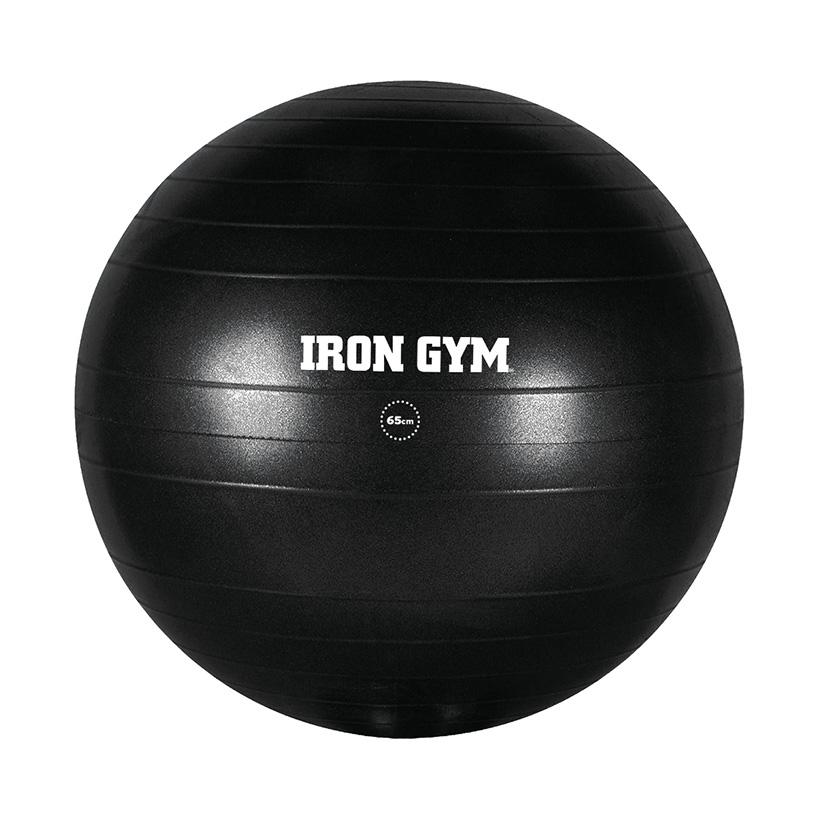 Iron Gym Exercise Ball 65cm Inc. Pump