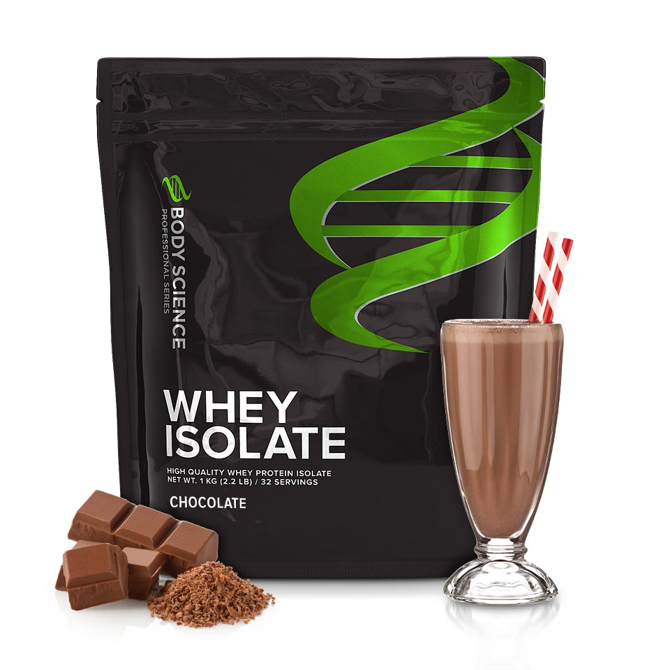 Body Science Whey Isolate Chocolate
