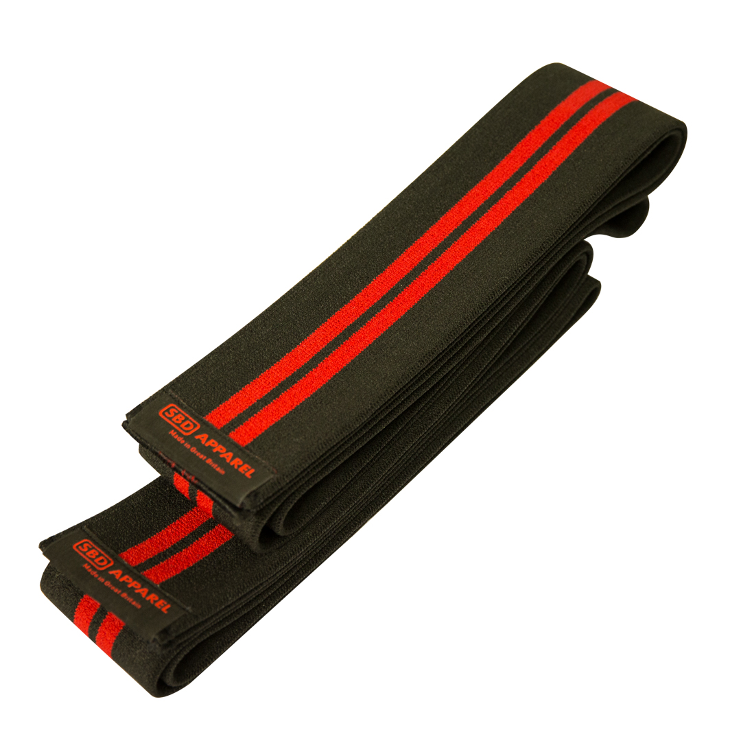 SBD Knee Wraps Competition