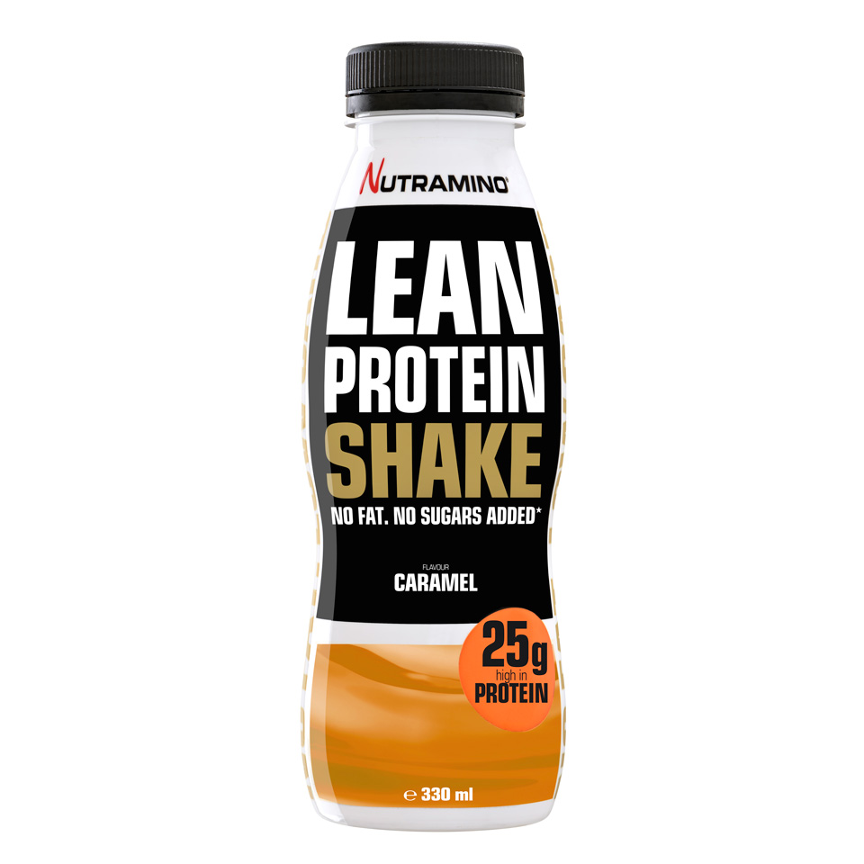 Nutramino Lean Protein Shake 330 ml Caramel - Nutramino