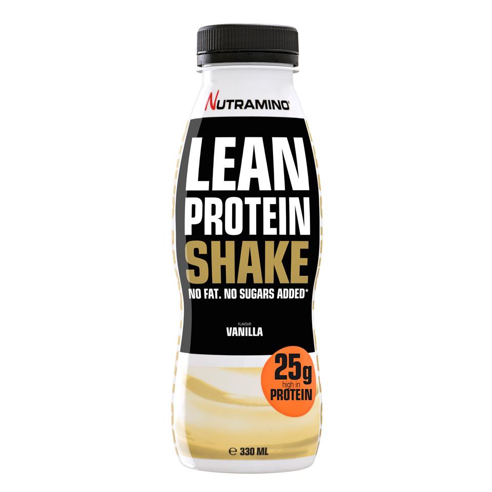 Nutramino Lean Protein Shake 330 ml Vanilla - Nutramino