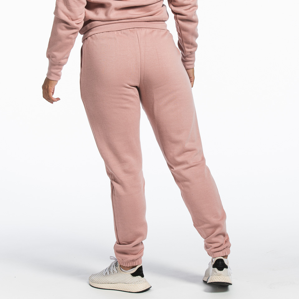MM Sports Basic Pant Christie Dusty Pink Back