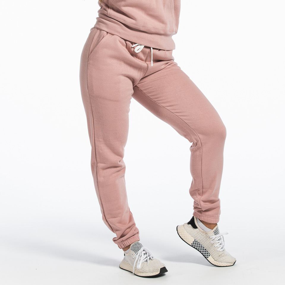MM Sports Basic Pant Christie Dusty Pink Front