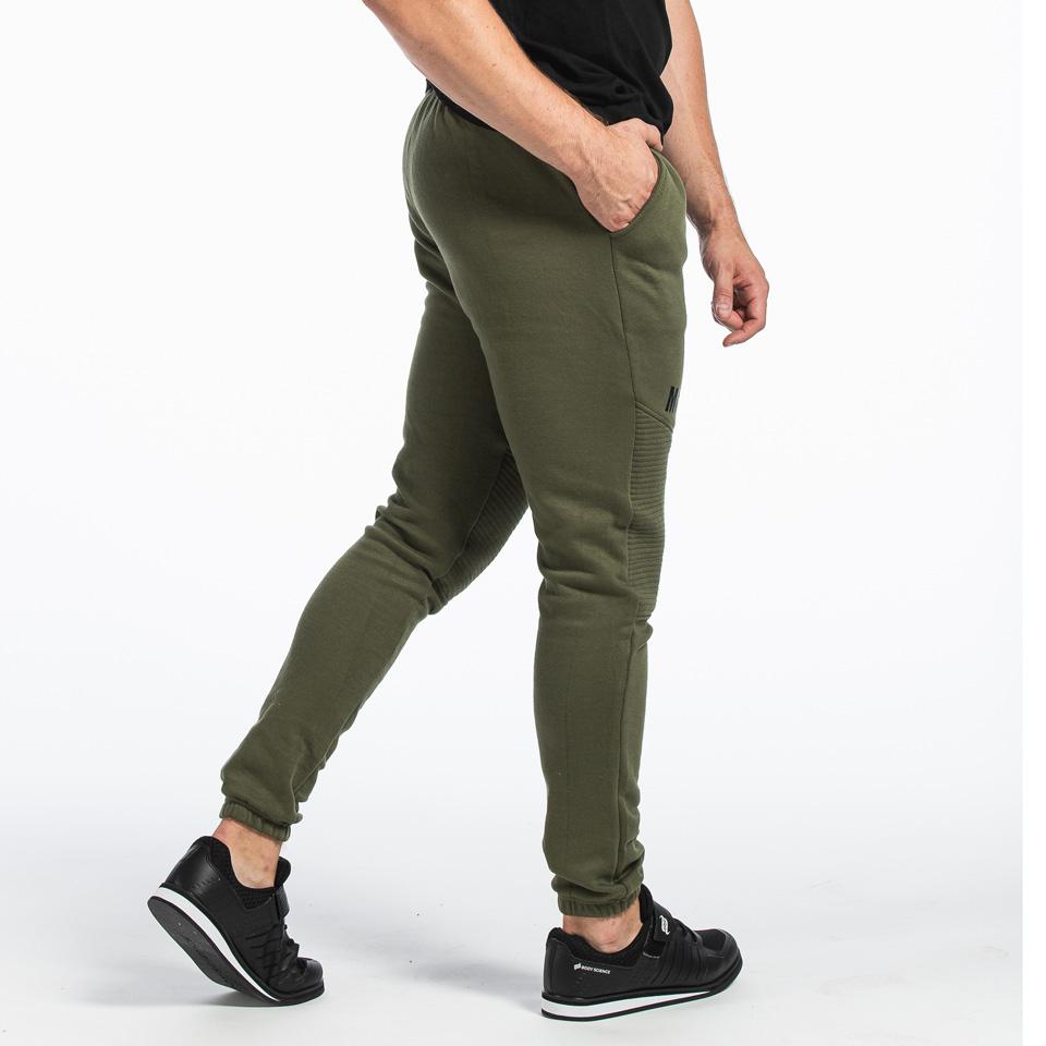 MM Sports Basic Pants Christian Army Green Back