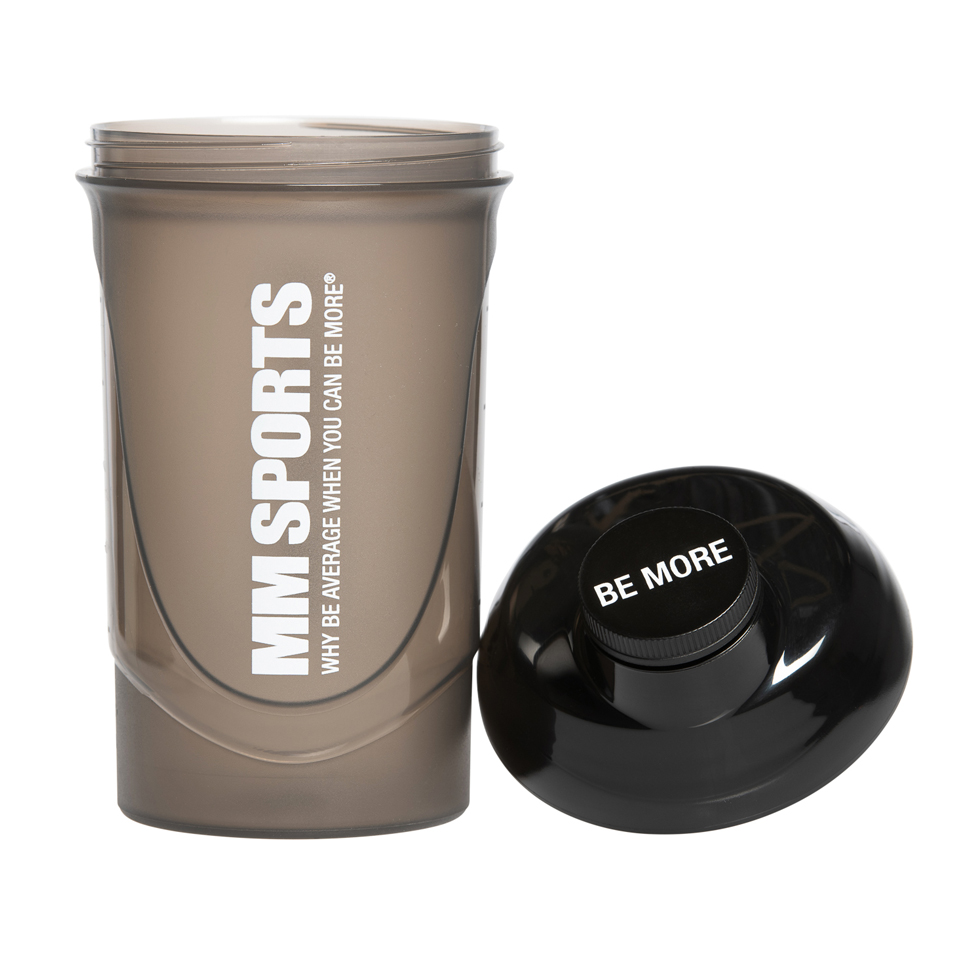Svart MM Sports Shaker utan lock