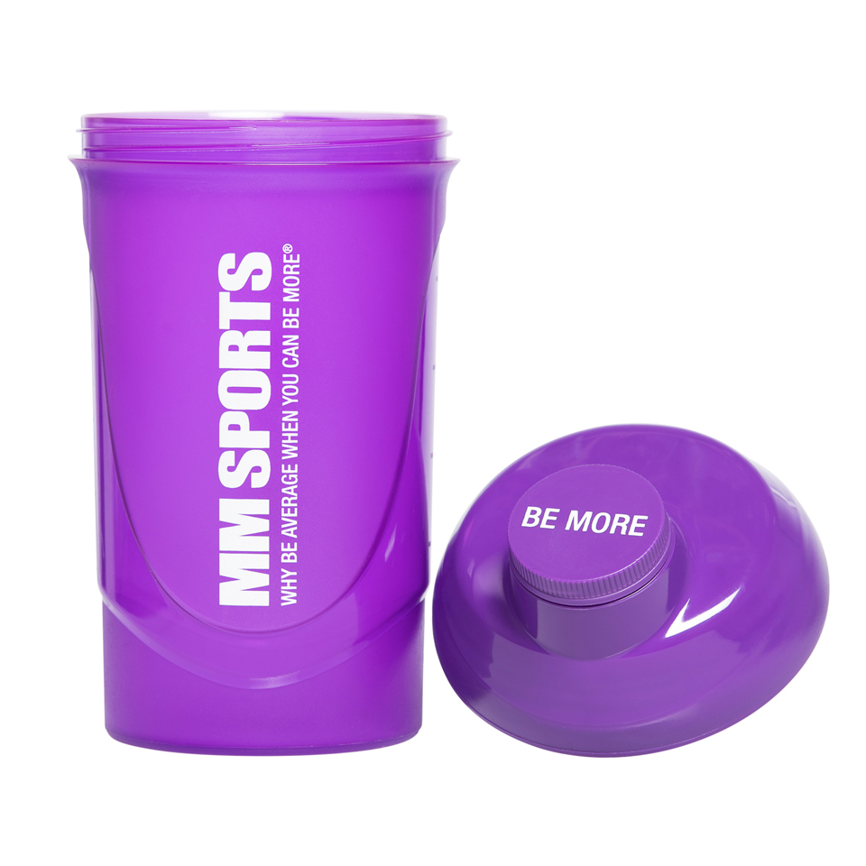 Lila MM Sports Shaker utan lock