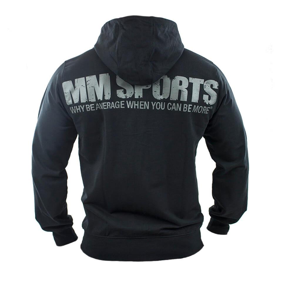 MM W.B.A. Athletic Hood Men rygg