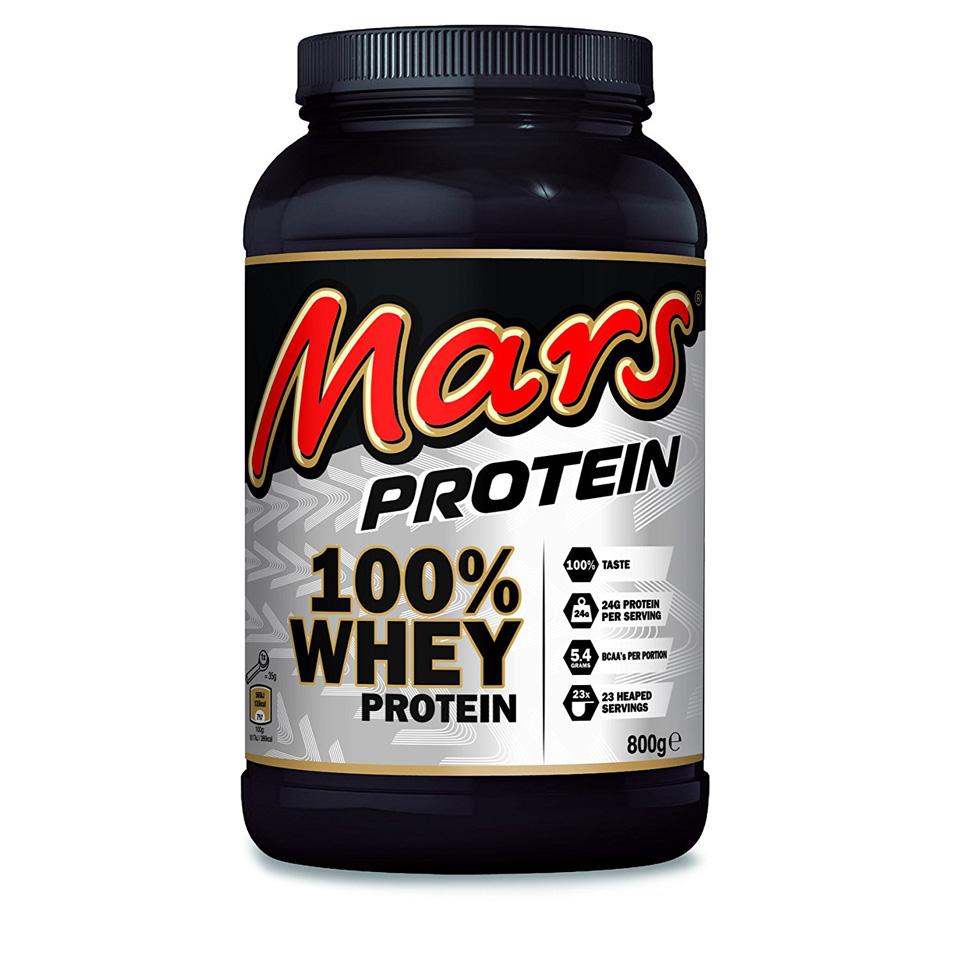Mars Whey Protein 800 gram - Mars