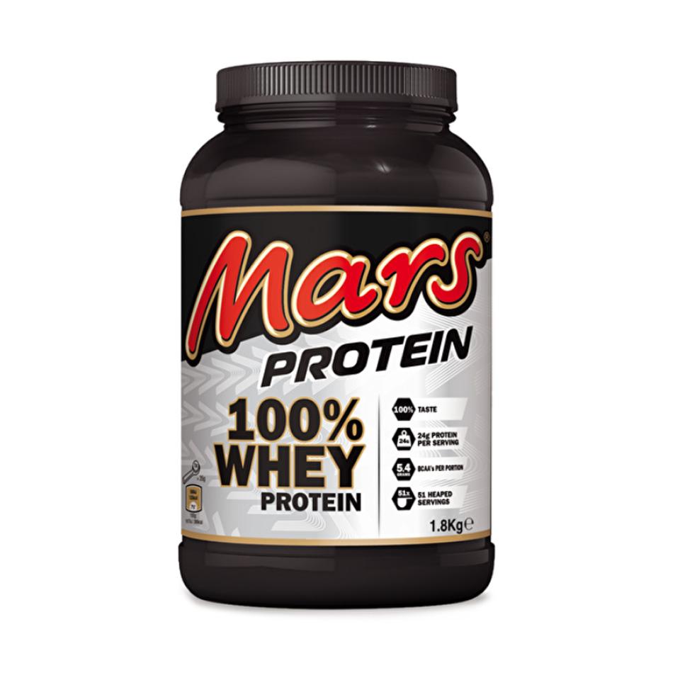 Mars Whey Protein 1800 gram - Mars